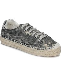 Replay Font Espadrilles / Casual Shoes - Grey