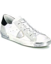 Philippe Model Paris Shoes (trainers) - White