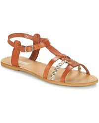 So Size - Oblata Sandals - Lyst