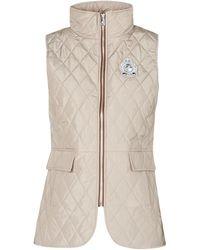 Lauren by Ralph Lauren Qltd Vest-vest Jacket - Natural