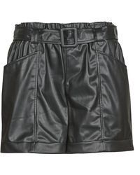 Liu Jo Wf0104-e0392 Shorts - Black