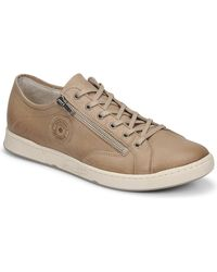 Pataugas Jay/v H2g Shoes (trainers) - Natural