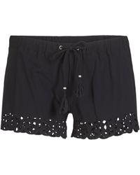 Banana Moon - Huawei Women's Shorts In Black - Lyst