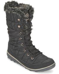 Columbia Heavenly Snow Boot - Black