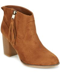ONLY - Bryce Low Boots - Lyst