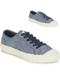 Pepe Jeans Ing Low Shoes (trainers) - Blue