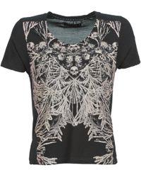 Religion Gastri Women's T Shirt In Black