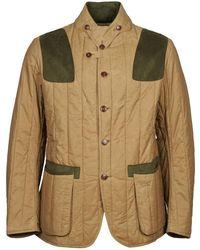 Barbour Draghnet Jacket - Natural