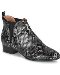 André Verveine Mid Boots - Grey