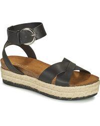 ONLY Mauve 1 Sandals - Black