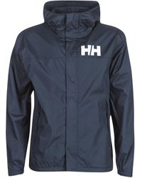 Helly Hansen Active 2 Jacket Windbreakers - Blue
