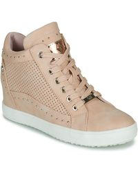 Xti Eddy Shoes (trainers) - Natural