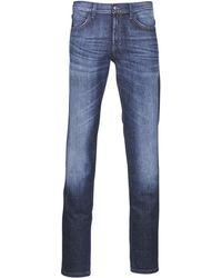 Sisley Ferminon Skinny Jeans - Blue