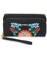 Desigual - Mone Odissey Two Levels Purse Wallet - Lyst