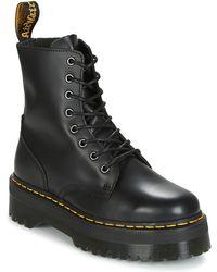 Dr. Martens Jadon Mid Boots - Black