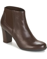 Geox - D Annya Low Ankle Boots - Lyst