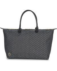 Mi-Pac - Denim Spot Weekender Bag - Lyst
