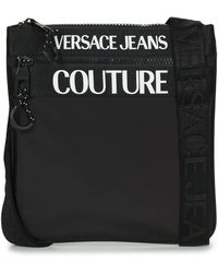 Versace Jeans Couture Yzab6a Pouch - Black