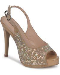 Carmen Steffens Nimea Sandals - Brown