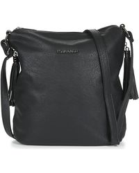 Nanucci 7150 Shoulder Bag - Black