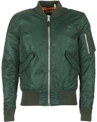 bd7949b1d Bomber By Men's Jacket In Green