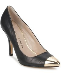 Chinese Laundry Danger Zone Court Shoes - Black