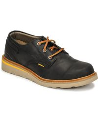 Caterpillar Jackson Low Casual Shoes - Black