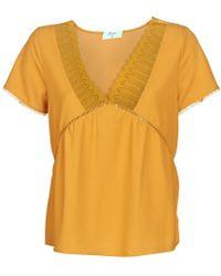 Betty London Jocky Women's Blouse In Yellow