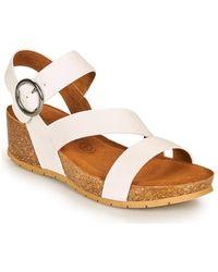 Chattawak Lilou Sandals - White
