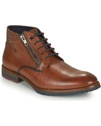 Fluchos Ciclope Mid Boots - Brown