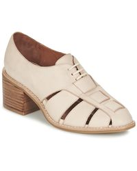 Jeffrey Campbell Alonzo Casual Shoes - Natural