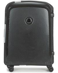 Delsey - Belfort Plus 4r Slim 55cm Hard Suitcase - Lyst