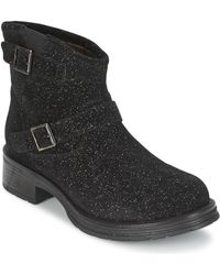 Redskins Yalo Women's Mid Boots In Black