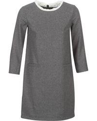 Betty London Labama Women's Dress In Grey