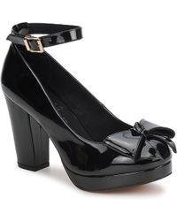 Shellys London - Bella Court Shoes - Lyst