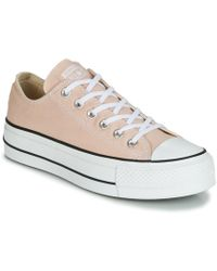 038313352df1e Converse - Chuck Taylor All Star Lift - Ox Shoes (trainers) - Lyst