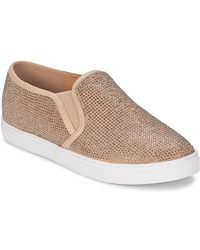 Dune Litzie Slip-ons (shoes) - Natural