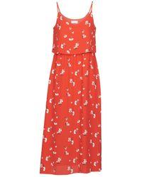 Moony Mood Pauline Long Dress - Red