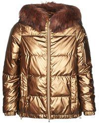 Geox Backsie Jacket - Metallic