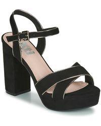 Xti Luisia Sandals - Black