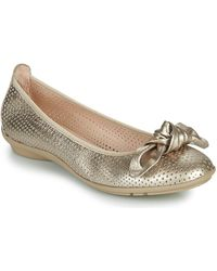 Hispanitas Capri Shoes (pumps / Ballerinas) - Metallic