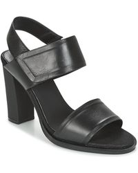 G-Star RAW Core Strap Sandals - Black