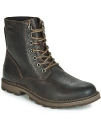 Sorel Madson 6 Boot Waterproof Mid Boots - Brown