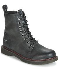 Mustang 4145601-261 Mid Boots - Grey