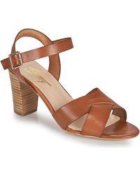 Betty London Ocola Sandals - Brown