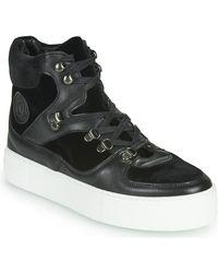 Pataugas Wish/ve F4d Mid Boots - Black