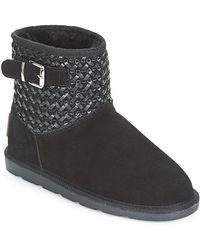 Les Tropéziennes Par M Belarbi Cira Mid Boots - Black