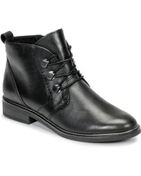 Marco Tozzi - Mid Boots - Lyst