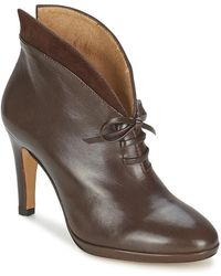 Fericelli - Ramano Low Ankle Boots - Lyst