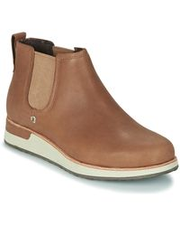 Merrell Roam Chelsea Ankle Boots/boots Femmes Black Mid Boots - Brown